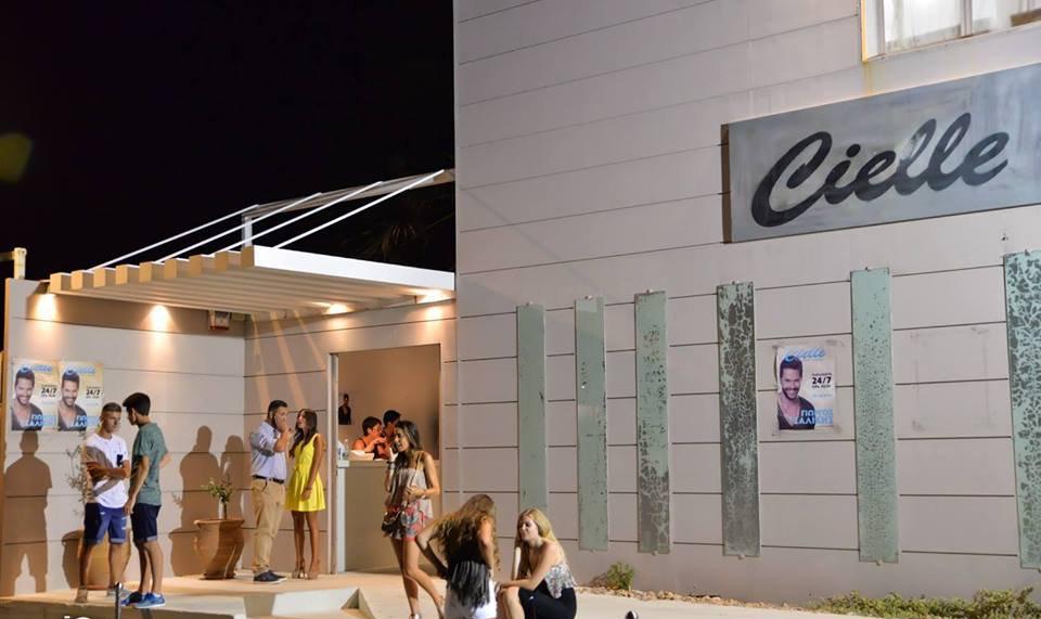 Cielle Beach Bar Vrahati