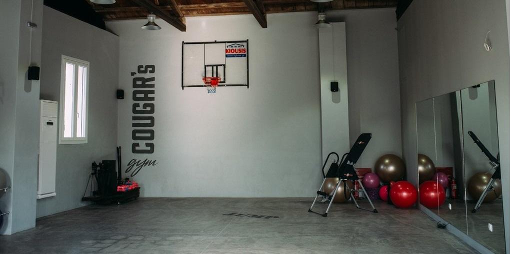 Cougar's Gym