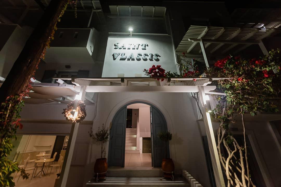 The Saint Vlassis Hotel