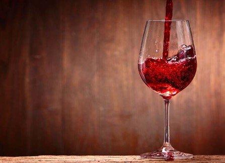 κόκκινο κρασί υγεία