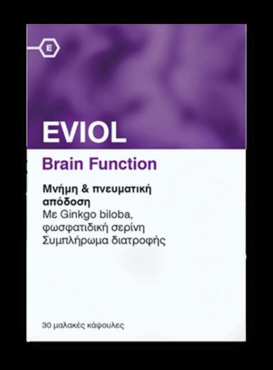 EVIOL BRAIN FUNCTION