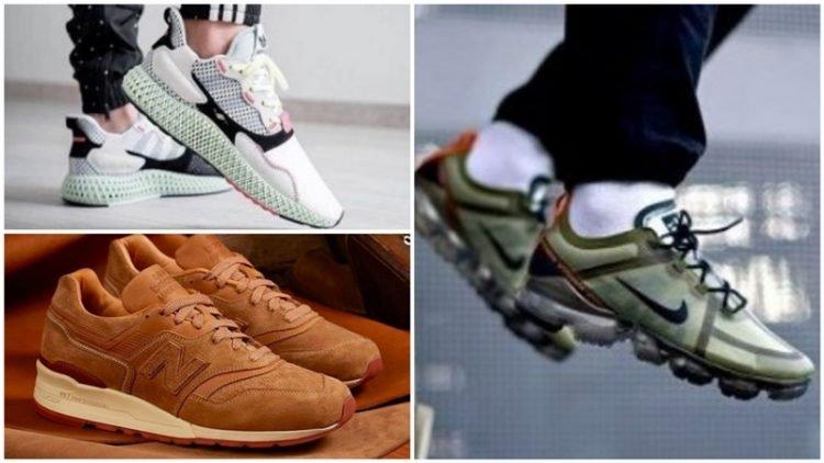 τάσεις στα ανδρικά αθλητικά παπούτσια
