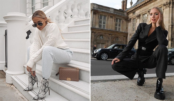 Ιδέες για ντυσίματα με μποτάκια που θα σου δώσουν έμπνευση για stylish συνδυασμούς